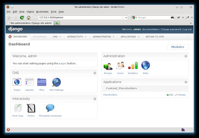 django site templates - free django css templates managermet
